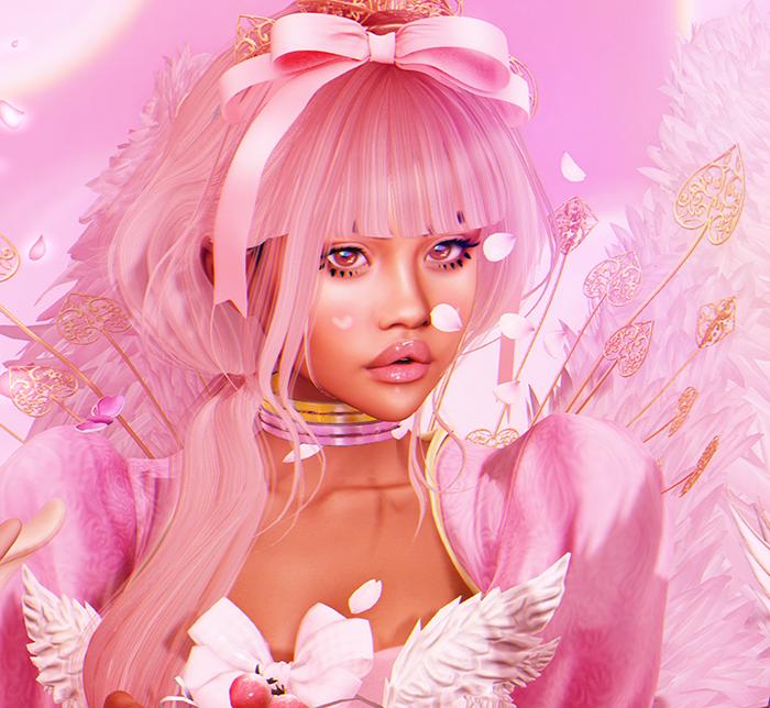 pretty in pink CLOSE WEB