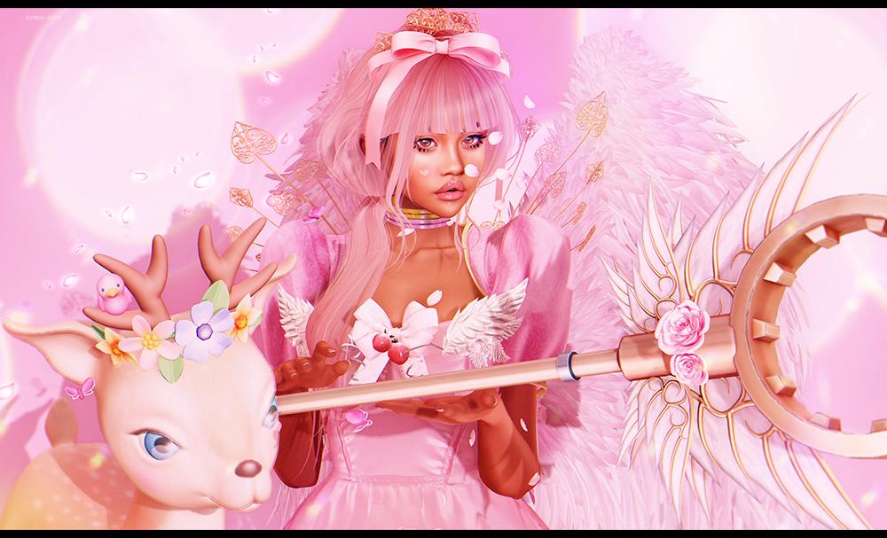 pretty in pink WEB