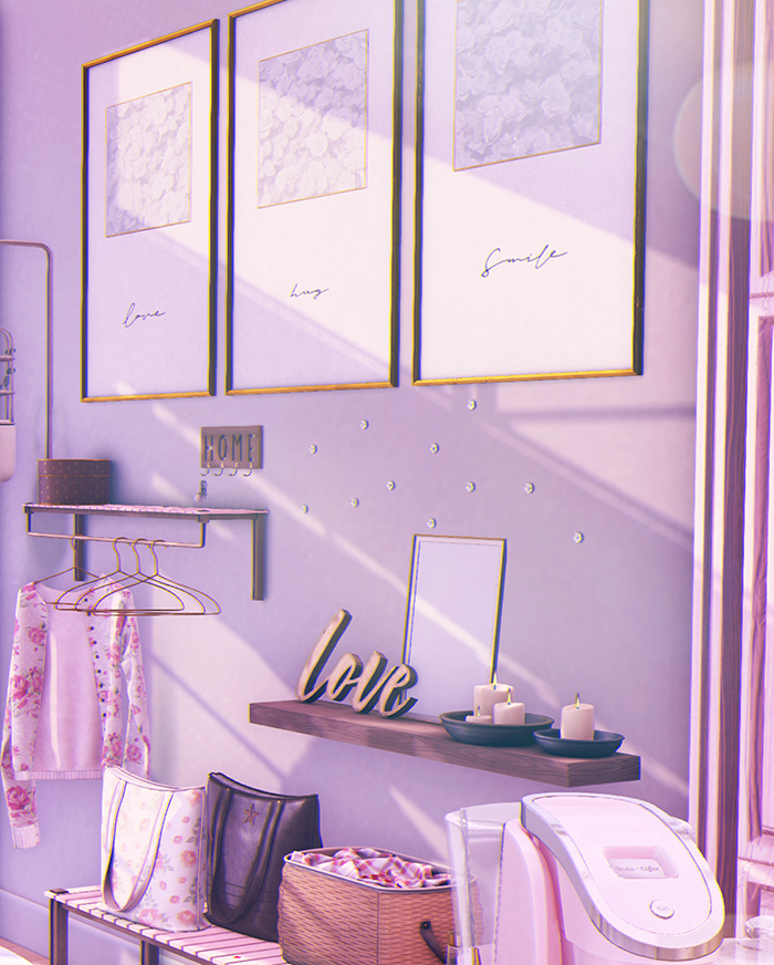 the pink room CLOSE 1