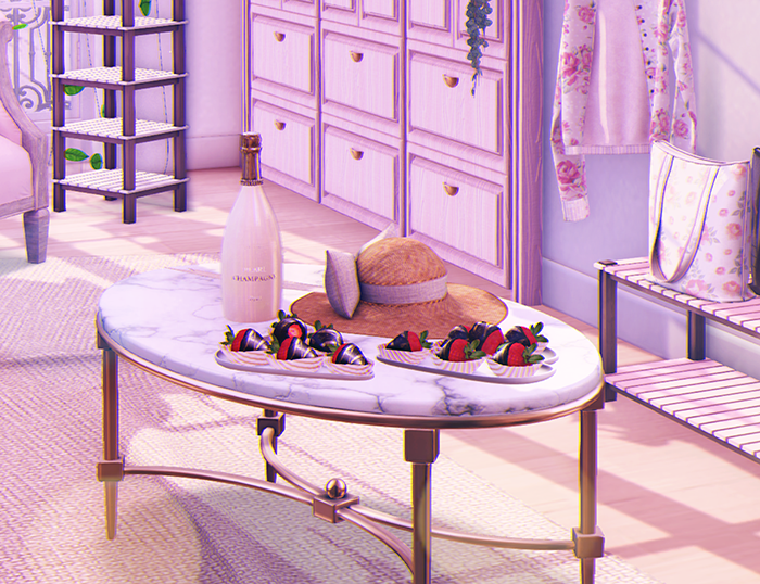 the pink room CLOSE 2