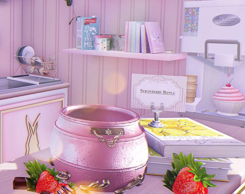 crop 1 pink kitchen